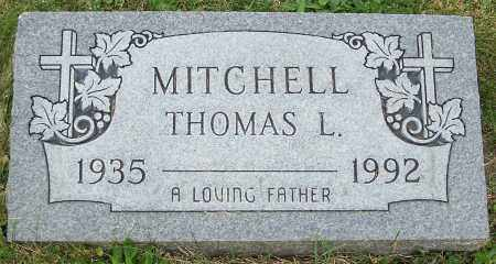 MITCHELL, THOMAS L. - Stark County, Ohio | THOMAS L. MITCHELL - Ohio Gravestone Photos