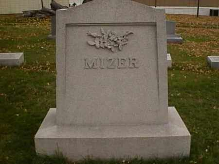 MIZER, DAVID - Stark County, Ohio | DAVID MIZER - Ohio Gravestone Photos