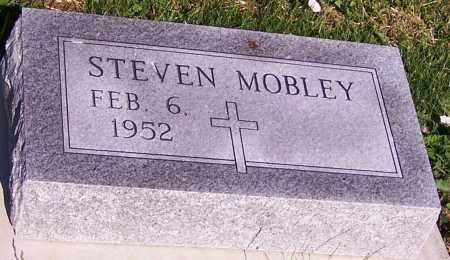 MOBLEY, STEVEN - Stark County, Ohio | STEVEN MOBLEY - Ohio Gravestone Photos