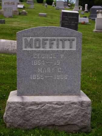 MOFFITT, GEORGE - Stark County, Ohio | GEORGE MOFFITT - Ohio Gravestone Photos