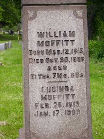 MOFFITT, WILLIAM - CLOSEVIEW - Stark County, Ohio | WILLIAM - CLOSEVIEW MOFFITT - Ohio Gravestone Photos