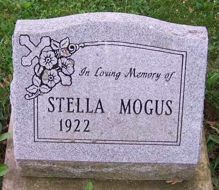 MOGUS, STELLA - Stark County, Ohio | STELLA MOGUS - Ohio Gravestone Photos