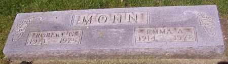 MOHN, ROBERT G. - Stark County, Ohio | ROBERT G. MOHN - Ohio Gravestone Photos