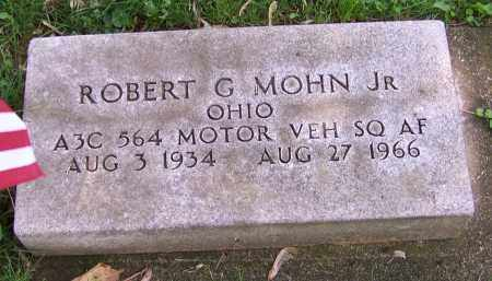MOHN, ROBERT G.  (JR) - Stark County, Ohio | ROBERT G.  (JR) MOHN - Ohio Gravestone Photos