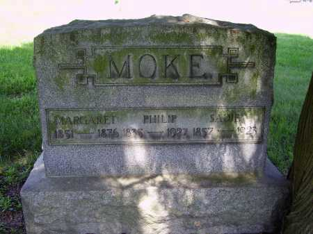 MOKE, MARGARET - Stark County, Ohio | MARGARET MOKE - Ohio Gravestone Photos