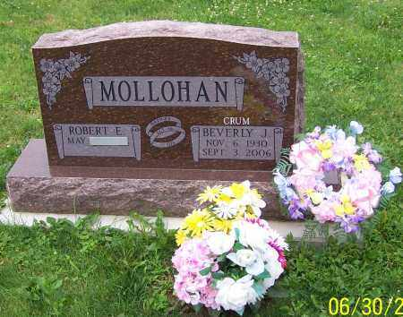 MOLLOHAN, BEVERLY J. - Stark County, Ohio | BEVERLY J. MOLLOHAN - Ohio Gravestone Photos