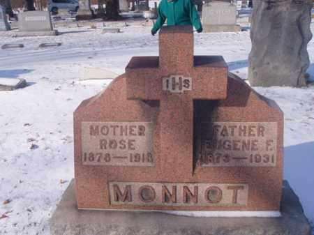 MONNOT, ROSE - Stark County, Ohio | ROSE MONNOT - Ohio Gravestone Photos
