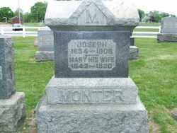 MONTER, JOSEPH - Stark County, Ohio | JOSEPH MONTER - Ohio Gravestone Photos