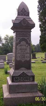 MOORE, JOSEPH P. - Stark County, Ohio | JOSEPH P. MOORE - Ohio Gravestone Photos