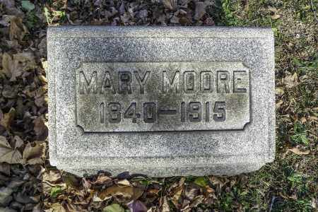 MOORE, MARY - Stark County, Ohio | MARY MOORE - Ohio Gravestone Photos