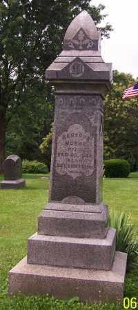 MOORE, REBECCA - Stark County, Ohio | REBECCA MOORE - Ohio Gravestone Photos
