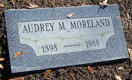 MORELAND, AUDREY M. - Stark County, Ohio | AUDREY M. MORELAND - Ohio Gravestone Photos