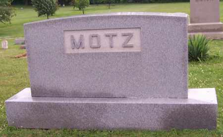MOTZ, FAMILY - Stark County, Ohio | FAMILY MOTZ - Ohio Gravestone Photos