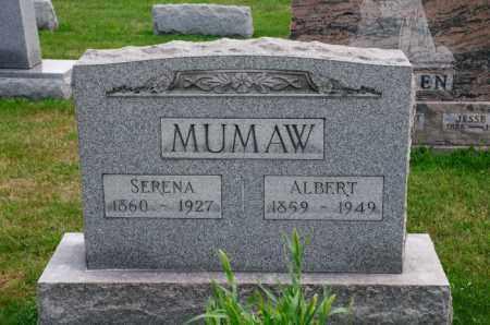 MUMAW, SERENA - Stark County, Ohio | SERENA MUMAW - Ohio Gravestone Photos