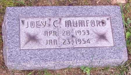 MUMFORD, JOEY C. - Stark County, Ohio | JOEY C. MUMFORD - Ohio Gravestone Photos