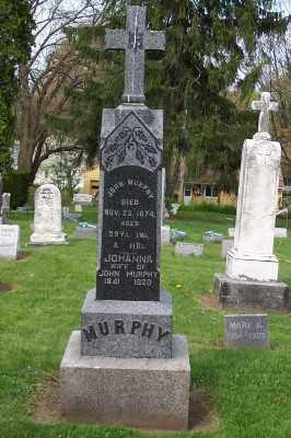 MURPHY, JOHN - Stark County, Ohio | JOHN MURPHY - Ohio Gravestone Photos