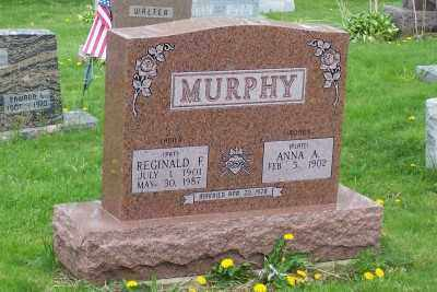 MURPHY, REGINALD - Stark County, Ohio | REGINALD MURPHY - Ohio Gravestone Photos