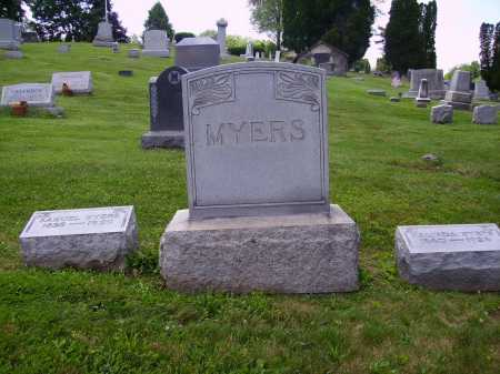 MYERS, FAMILY LOT - Stark County, Ohio | FAMILY LOT MYERS - Ohio Gravestone Photos