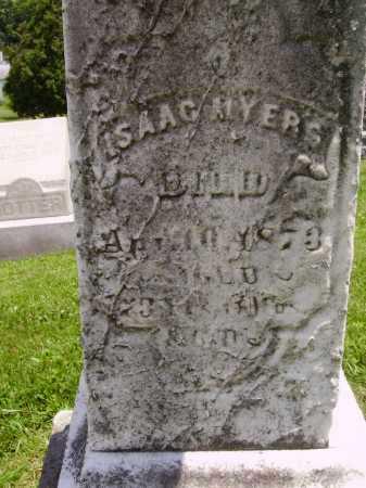 MYERS, ISAAC - Stark County, Ohio | ISAAC MYERS - Ohio Gravestone Photos
