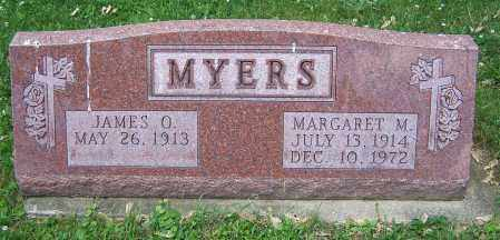 MYERS, JAMES O. - Stark County, Ohio | JAMES O. MYERS - Ohio Gravestone Photos
