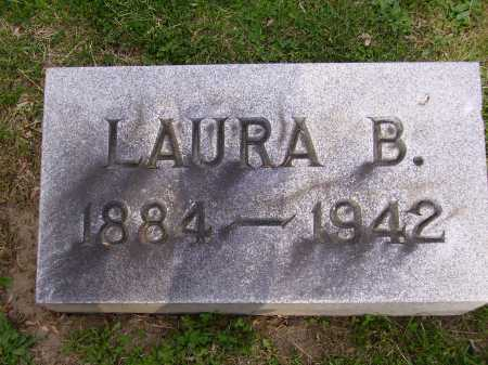 MYERS, LAURA B. - Stark County, Ohio | LAURA B. MYERS - Ohio Gravestone Photos