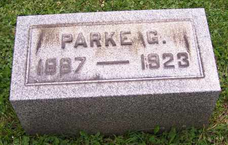 MYERS, PARKE G. - Stark County, Ohio | PARKE G. MYERS - Ohio Gravestone Photos