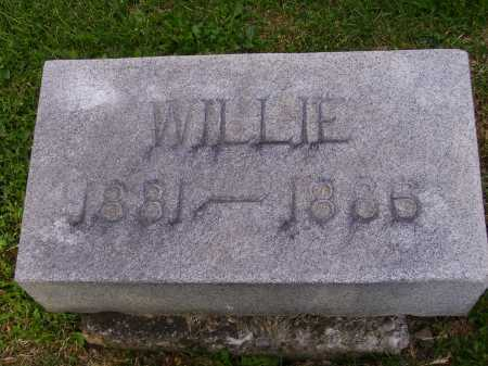 MYERS, WILLIE - Stark County, Ohio | WILLIE MYERS - Ohio Gravestone Photos