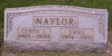 NAYLOR, EMMA - Stark County, Ohio | EMMA NAYLOR - Ohio Gravestone Photos