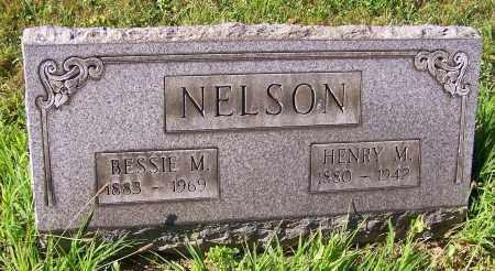 NELSON, HENRY M. - Stark County, Ohio | HENRY M. NELSON - Ohio Gravestone Photos