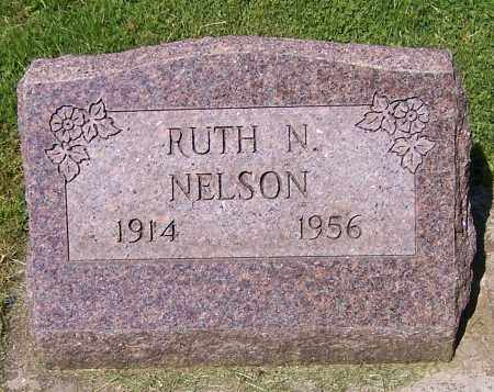 NELSON, RUTH N. - Stark County, Ohio | RUTH N. NELSON - Ohio Gravestone Photos