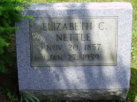HOSFIELD NETTLE, ELIZABETH C. - Stark County, Ohio | ELIZABETH C. HOSFIELD NETTLE - Ohio Gravestone Photos