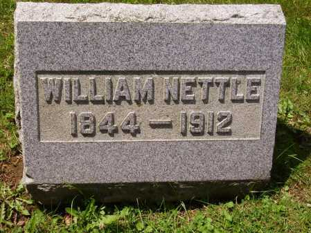 NETTLE, WILLIAM - Stark County, Ohio | WILLIAM NETTLE - Ohio Gravestone Photos