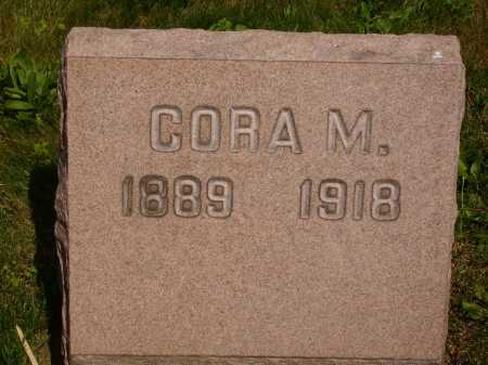 NICOL, CORA M. - Stark County, Ohio | CORA M. NICOL - Ohio Gravestone Photos