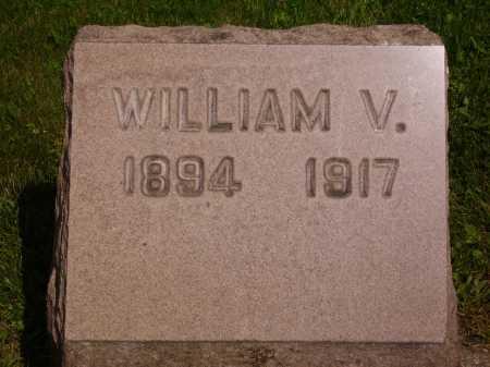 NICOL, WILLIAM V. - Stark County, Ohio | WILLIAM V. NICOL - Ohio Gravestone Photos