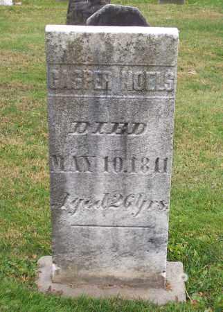 NOELS, CASPER - Stark County, Ohio   CASPER NOELS - Ohio Gravestone Photos