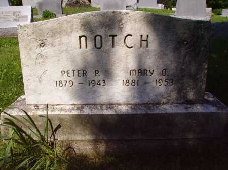 NOTCH, PETER P. - Stark County, Ohio | PETER P. NOTCH - Ohio Gravestone Photos