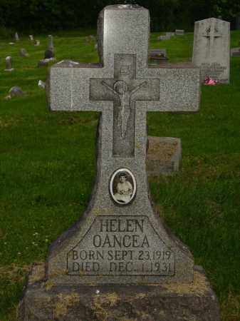 OANCEA, HELEN - Stark County, Ohio | HELEN OANCEA - Ohio Gravestone Photos