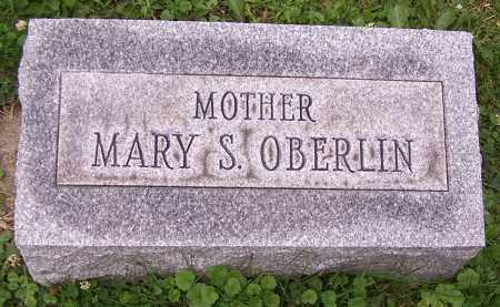 OBERLIN, MARY S. - Stark County, Ohio | MARY S. OBERLIN - Ohio Gravestone Photos