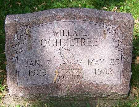 OCHELTREE, WILLA L. - Stark County, Ohio | WILLA L. OCHELTREE - Ohio Gravestone Photos