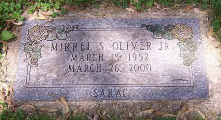 OLIVER, MIRREL S.  (JR) - Stark County, Ohio | MIRREL S.  (JR) OLIVER - Ohio Gravestone Photos