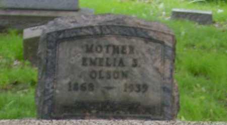 OLSON, EMELIA S. - Stark County, Ohio | EMELIA S. OLSON - Ohio Gravestone Photos