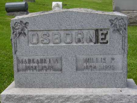 OSBORNE, WILLIS P. - Stark County, Ohio | WILLIS P. OSBORNE - Ohio Gravestone Photos