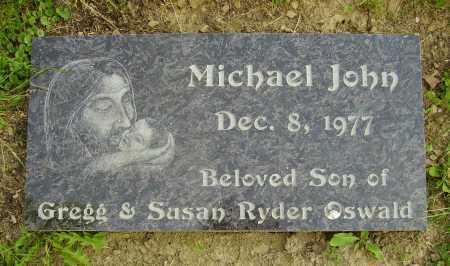 OSWALD, MICHAEL JOHN - Stark County, Ohio | MICHAEL JOHN OSWALD - Ohio Gravestone Photos