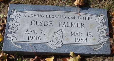 PALMER, CLYDE - Stark County, Ohio | CLYDE PALMER - Ohio Gravestone Photos