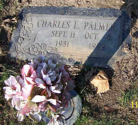 PALMER, CHARLES L. - Stark County, Ohio | CHARLES L. PALMER - Ohio Gravestone Photos