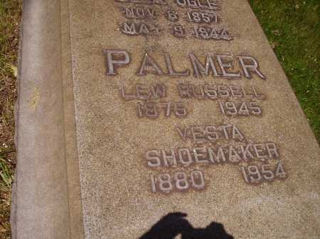PALMER, LEW RUSSELL - Stark County, Ohio | LEW RUSSELL PALMER - Ohio Gravestone Photos