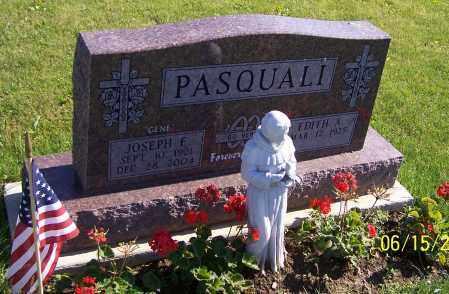 PASQUALI, EDITH A. - Stark County, Ohio | EDITH A. PASQUALI - Ohio Gravestone Photos