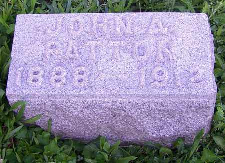 PATTON, JOHN A. - Stark County, Ohio | JOHN A. PATTON - Ohio Gravestone Photos