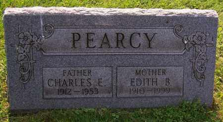 PEARCY, CHARLES E. - Stark County, Ohio | CHARLES E. PEARCY - Ohio Gravestone Photos