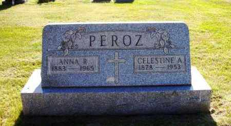 MOULIN PEROZ, ANNA R. - Stark County, Ohio | ANNA R. MOULIN PEROZ - Ohio Gravestone Photos